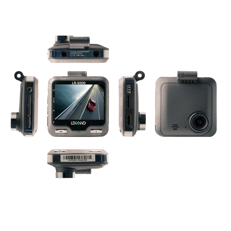 Автомобильный видеорегистратор lexand lr 5000 отзывы